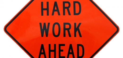 Are you prepare to work hard?