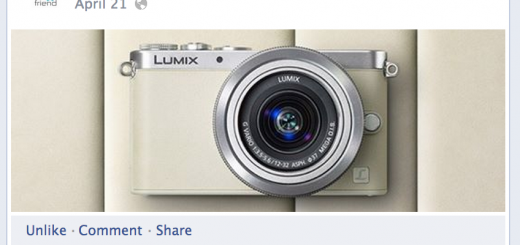 Lumix product shot from lumix friend Facebook