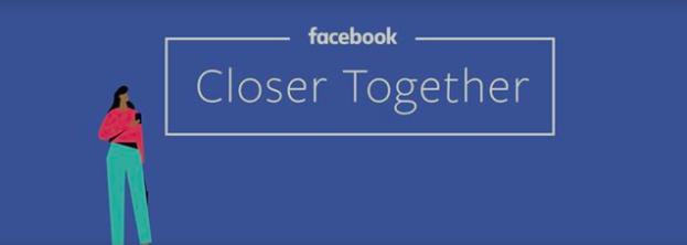 Facebook - Bring the world closer together