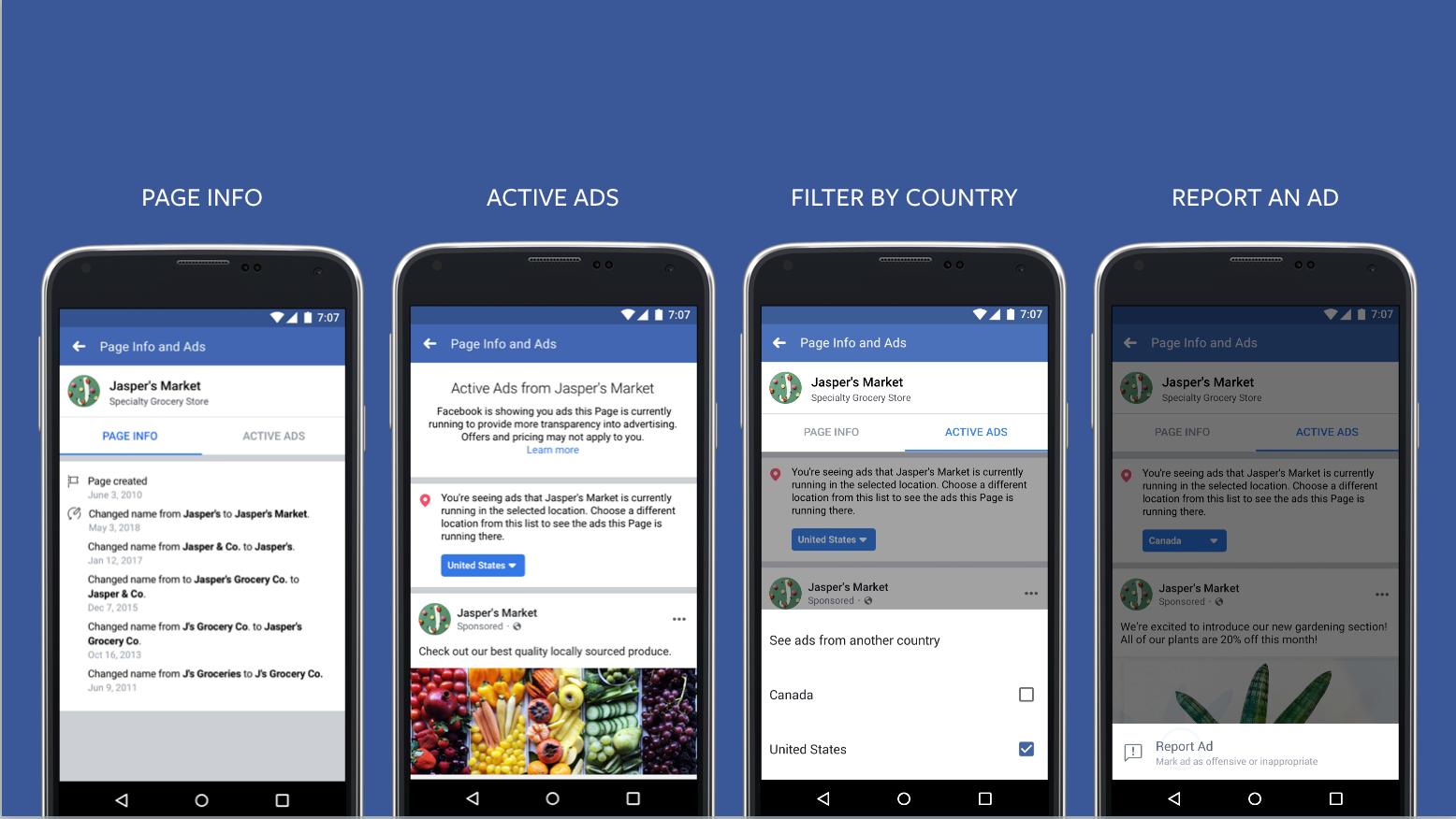 ทริคการใช้ Facebook Ads Transparency Tools ตรวจสอบ ads คู่แข่ง