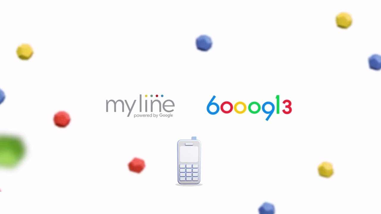 MY LINE by GOOGLE : ความสามัคคีของเทคโนโลยีสองยุค