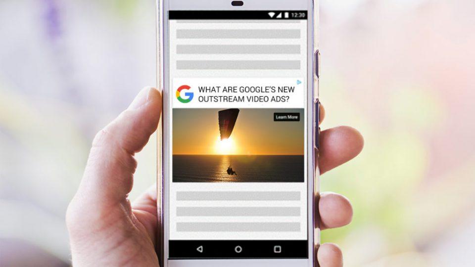 Update รูปแบบของ Video Ad  ใน Google