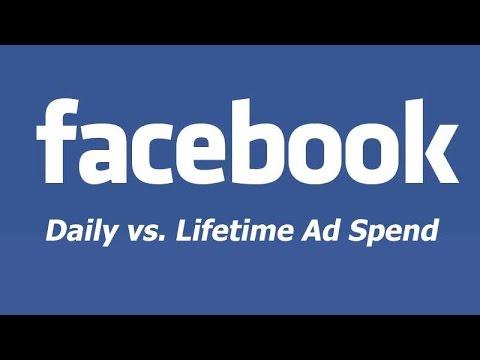 เปรียบเทียบการซื้อ Ad Facebook แบบ Daily Budget กับ  Lifetime Budget