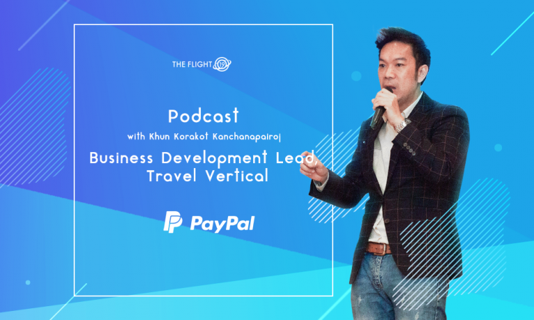 Khun Korakot, Business Development Lead, Travel Vertical, PayPal