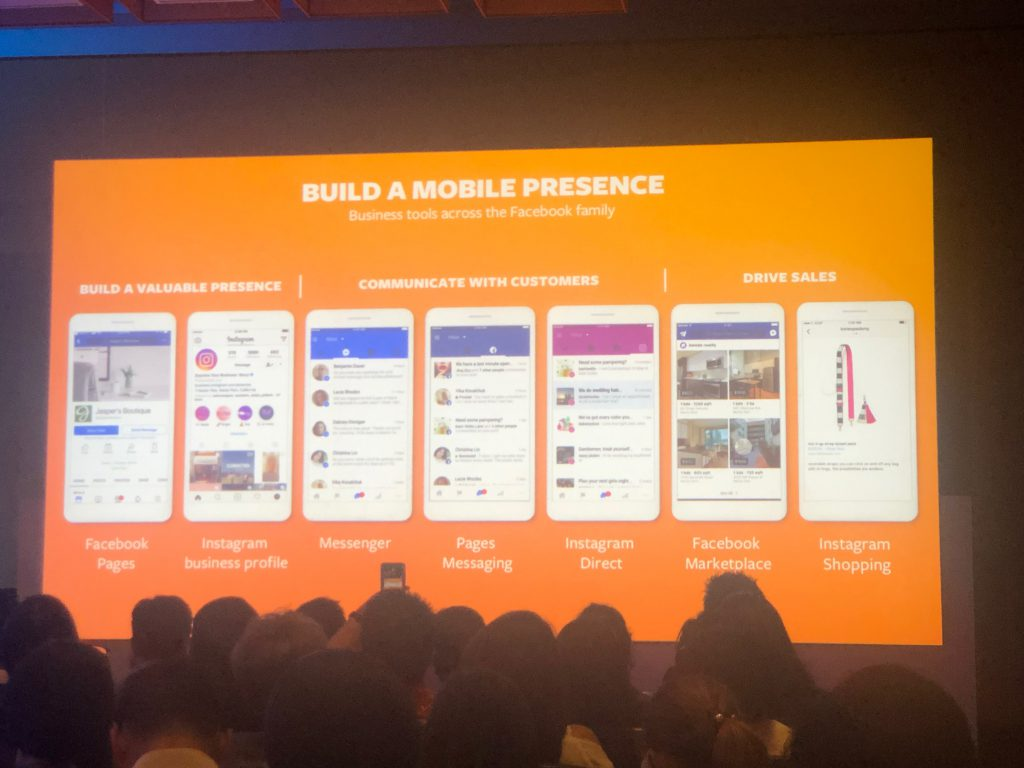 building a mobile presence