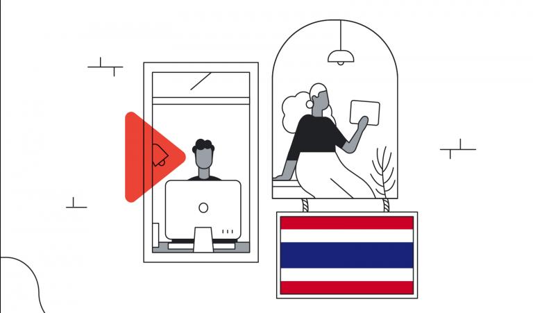 YouTube Stats Thailand